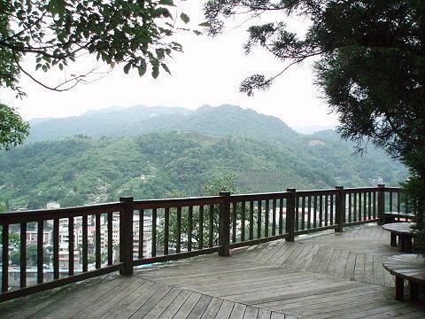 华安县坪水村风景区